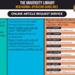 Online Article Request Service big