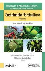 Sustainable horticulture food health and nutrition